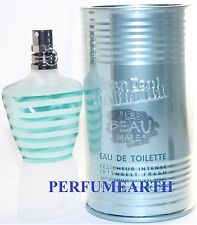 JEAN PAUL GAULTIER LE BEAU MALE 4.2 OZ EDT SPRAY  FOR MEN & NEW IN A BOX
