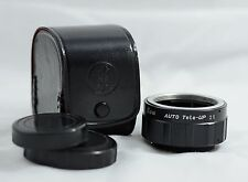 PENTAX M42 MOUNT SUN 2X TELE-UP MODEL P TELE-CONVERTER CAMERA LENS (MINT)