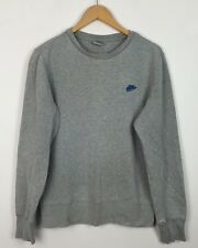 VINTAGE RETRO NIKE 90s SWEATER JUMPER SPORTS GRUNGE URBAN RENEWAL UK L