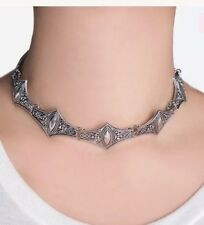 Zara Fashion Women Boho Choker Ethnic Style Bohemia Punk Necklace Jewelry