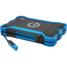 G-Technology G-DRIVE ev ATC with Thunderbolt Portable Hard Drive 1TB 0G03586