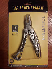 Leatherman Skeletool New 7-in-1 All-Purpose Multi-Tool 830846 $34.95 Shipped!