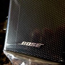Bose Jewel Double Cube Premium Speaker Black. Near Mint.