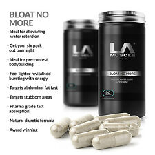 LA Muscle Bloat No More: Get rid of water weight super fast