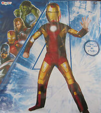 Iron Man Mark VII costume NEW NEVER WORN Size Medium 7-8