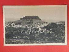 Lindos Grecia hellas greece old photo foto