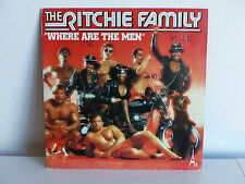RITCHIE FAMILY Where are the men 27001