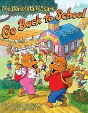 The Berenstain Bears Go Back to School (Berenstain Bears)-ExLibrary