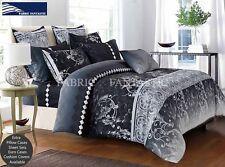 COSTA Queen Size Bed Duvet/Doona/Quilt Cover Set New