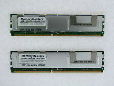 NOT FOR PC! 8GB 2x4GB PC2-5300 ECC FBDIMM for Intel S5000VSA Motherboard TESTED