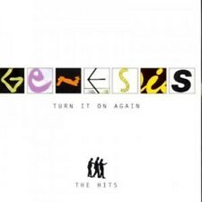 GENESIS - TURN IT ON AGAIN-THE HITS  CD 18 TRACKS INTERNATIONAL POP BEST OF NEU