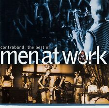 MEN AT WORK : CONTRABAND - THE BEST OF MEN AT WORK / CD - NEU