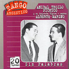 ANIBAL TROILO - Sin Palabras CD ** BRAND NEW : STILL SEALED **