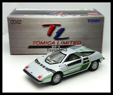 TOMICA LIMITED TL 0042 Dome - zero 1/58 TOMY TOY CAR GIFT 42 46 NEW (OPEN)