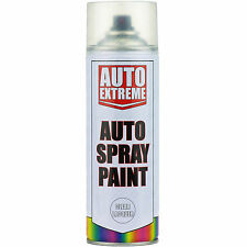 12x 400ml Vernis Incolore Brillant Peinture En Spray Aérosol Can-bus Auto