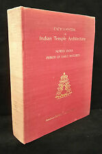 L32   ENCYCLOPAEDIA OF INDIAN TEMPLE ARCHITECTURE NORTH INDIA A.D. 700-900 -1991