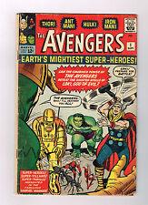 AVENGERS (V1) #1 Landmark key 1st issue! Silver Age Marvel find!
