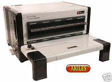 "Akiles FlexiPunch-E Electric Paper Punch includes choice of one Die 12"" ( New )"