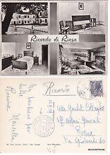 # RIESE: RICORDO DI  PIO X  - 4 VEDUTE      1959