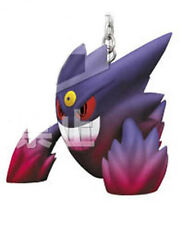Pokemon 3'' Mega Haunter 3D Mascot Key Chain Licensed NEW
