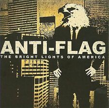 The Bright Lights of America [Untitled 13th] Anti-Flag SEALED CD--Hardcore Punk