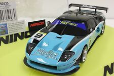 NINCO 50533 FORD GT 23,500 RPM HIGH PERFORMANCE PRO LIGHTNING NEW 1/32 SLOT CAR