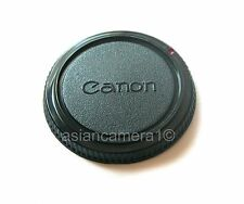 Body Cap Cover For Canon FD AV-1 T-50 FTb AT-1 F-1 FL Camera