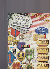 Vets Supply Line Catalog Military Medals & Insignia