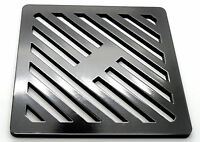 300mm Square Metal steel Gully Grate Grid Heavy Duty Drain Cover like cast iron