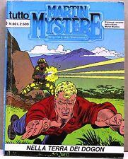 TUTTO MARTIN MISTERE Detective dell'Impossibile - Nella terra dei Dogon [N.60]