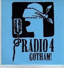 (DA318) Radio 4, Gotham! - 2002 DJ CD