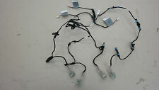 BMW 3 E90 E91 LCI Complete Set Door handle LED lighting right x2 left x2