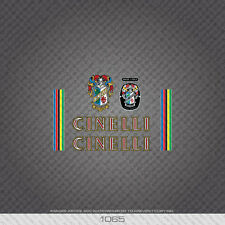 01065 Cinelli Bicycle Stickers - Decals - Transfers