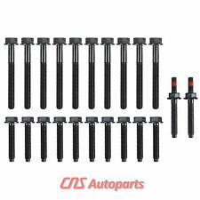 Engine Cylinder Head Bolts Kit Ford Lincoln Mercury 5.0L OHV V8
