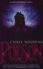 Poison By Chris Wooding. 9780439982450