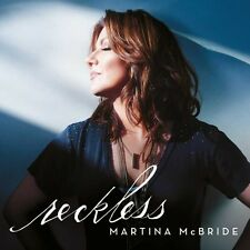 MARTINA MCBRIDE - RECKLESS   CD NEU