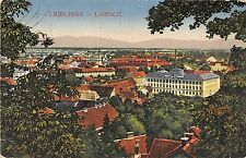 B26528 Slovenia Laibach General View Censored
