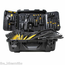 Pedro's Master Tool Kit 3.0 Set 65 Tools w/ Case Bike Pro Mechanic Pedros