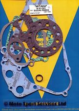 Full Engine Gasket Set Suzuki RM 80 RM80 1986-1988 Mitaka