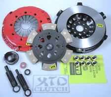 XTD STAGE 3 CERAMIC CLUTCH &  LIGHT WEIGHT FLYWHEEL KIT 01-06 BMW M3 E46 3.2L