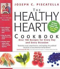 Healthy Heart Cookbook: Over 700 Recipes for Every Day and Every Occasion Josep