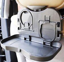 Faltbar Auto Rücksitz Tisch Wanne Stand Nahrung Cup Getränk Flasche Rack Halter