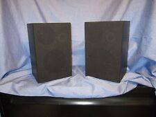 BOSE a Pair of Model 21 Black speakers