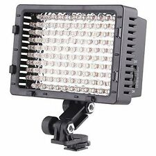 Pro LED video light for Panasonic Lumix GH3 GH2 GH1 G5 G3 GX1 GH2K G3K camera