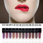 Fashion Waterproof Matte liquid lipstick Long Lasting lip gloss Qibest Lipstick