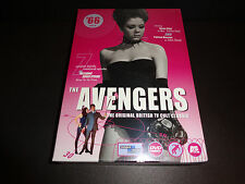 THE AVENGERS 66 Collection Set 2-Diana Rigg is the Queen of Sin--banned in U S