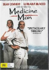 MEDICINE MAN (Sean Connery 1992) -  DVD -  UK Compatible - sealed