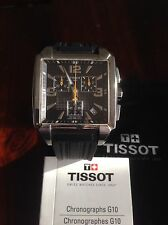Tissot Quadrato Chronograph Men's Watch