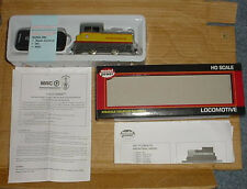 MRC (MODEL POWER) (HO) DDT Plymouth Industrial Diesel - UP with DCC and Sound