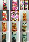 YOUS 2pcs New Women Multiple Colors Harajuku 3D Printed Cute Unisex Cotton Socks